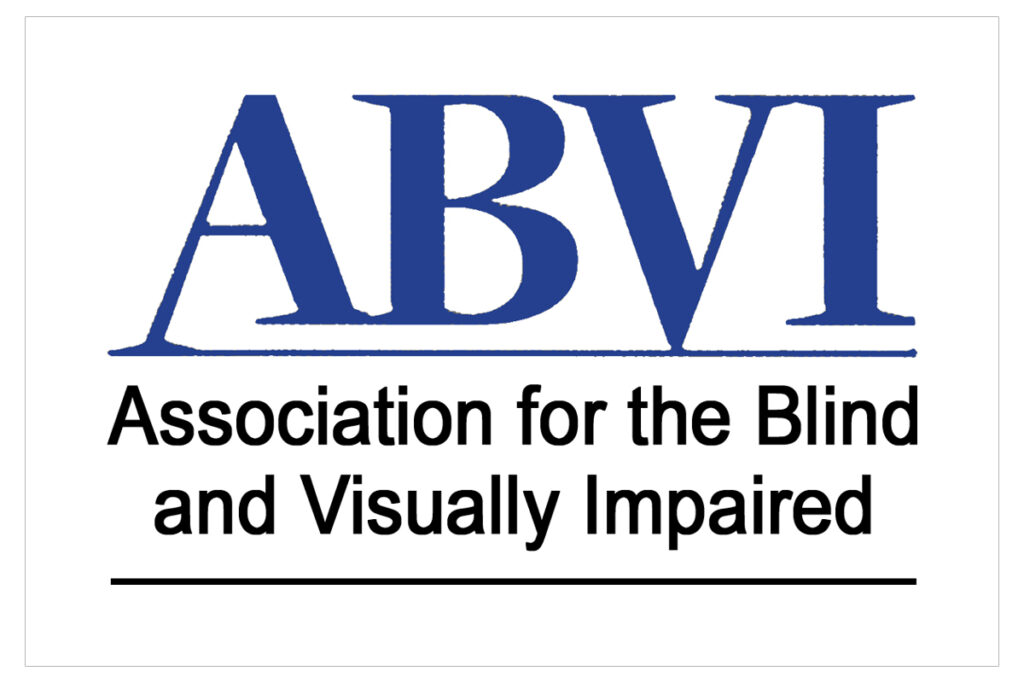 Logo for the former ABVI