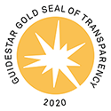 Image of the GuideStar Gold Seal of Transparency