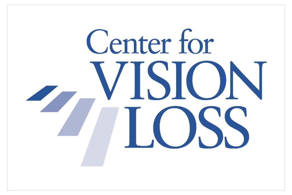 Logo for the Center for Vision Loss