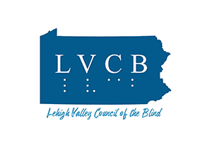 Logo for the Lehigh Valley Council of the Blind