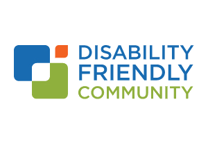 Logo for Disability Friendly Community in the Lehigh Valley