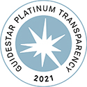 Image of the GuideStar 2021 Platinum Seal of Transparency