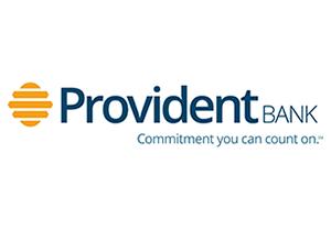 Provident Bank - Diamond Partner: Click to access the company website.