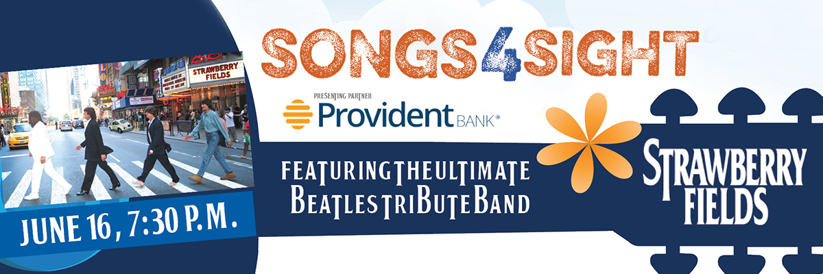 Songs4Sight 2021 - Presented by Provident Bank